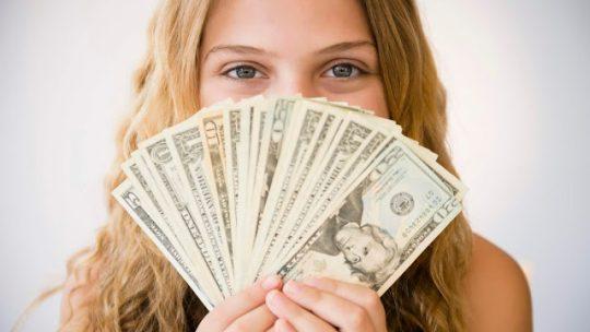 Come gestire i soldi quando diventi una camgirl